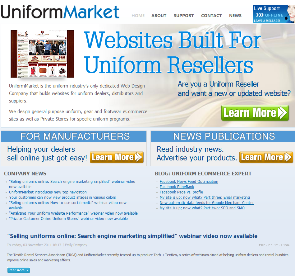uniform-market